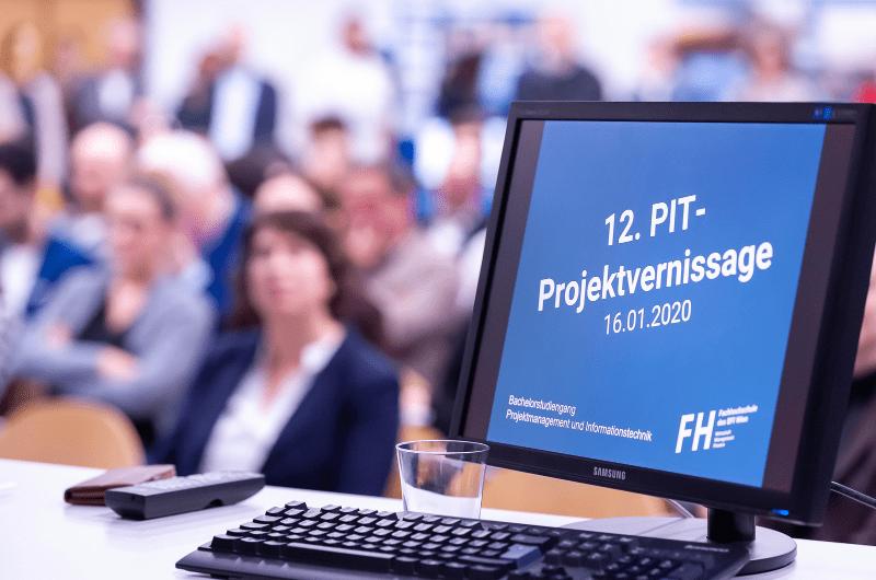 PIT-Projektvernissage
